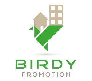 Logo Birdy promotion - promoteur immobilier Paris