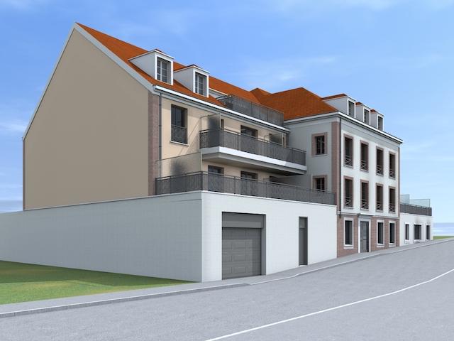 23 logements neufs en un seul ouvrage à Coulommiers