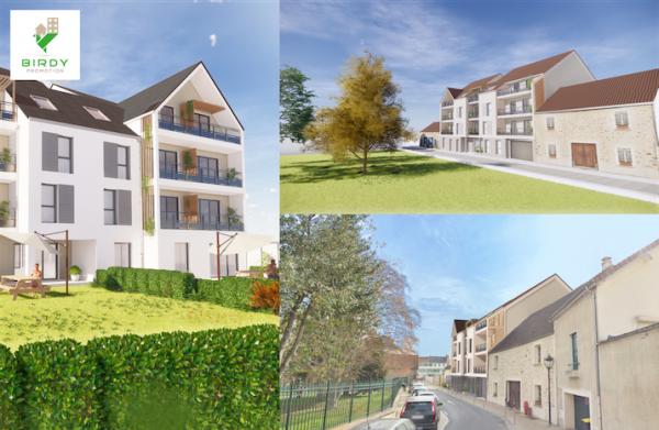 Investissement immobilier ou résidence principale, programme à Arpajon